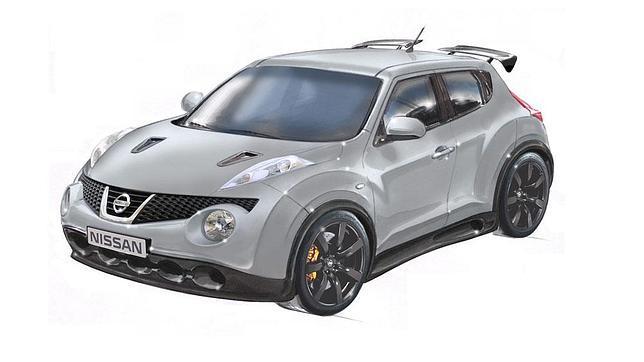 El nuevo Nissan Juke-R, demoledor y viene con todo (Imágenes) 1-juke-r--644x362