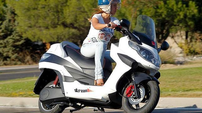 moto scooter 500cc