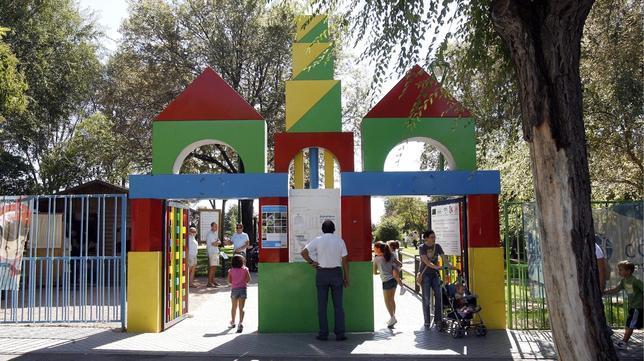 Circuito Parque Cruz Conde Cordoba : Parque cruz conde donde supuestamente habrían desparecido