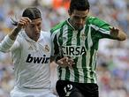 En directo, Real Madrid-Betis