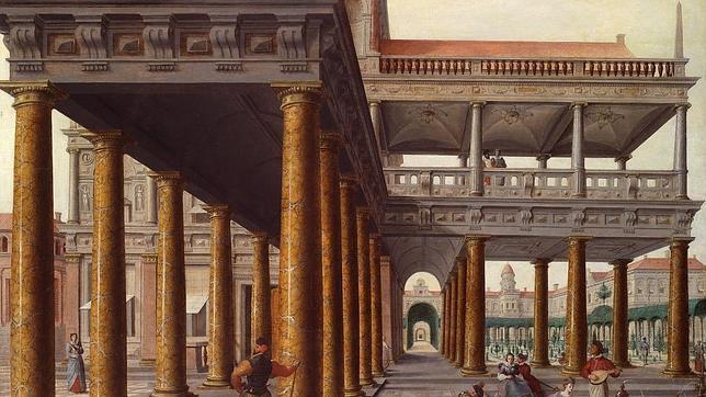 La arquitectura le pinta la cara a la historia del arte for Caracteristicas de la arquitectura