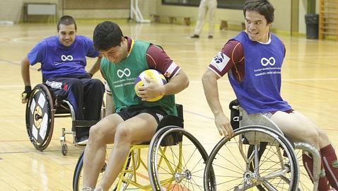 Placajes en silla de ruedas - Deportes en silla de ruedas ...