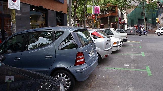 El rea verde ser gratuita en barcelona for Oficina area verda barcelona