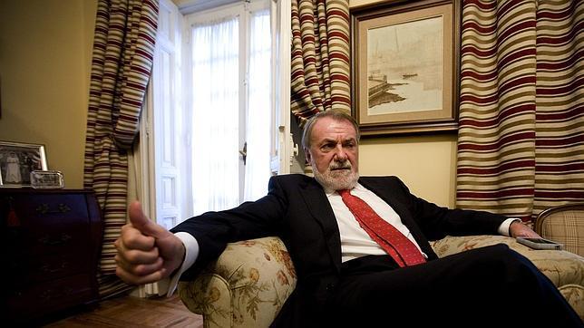 Jaime Mayor: «Gracias a Zapatero, ETA busca imponer el modelo de Kosovo»