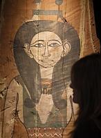 El salón de belleza del antiguo Egipto