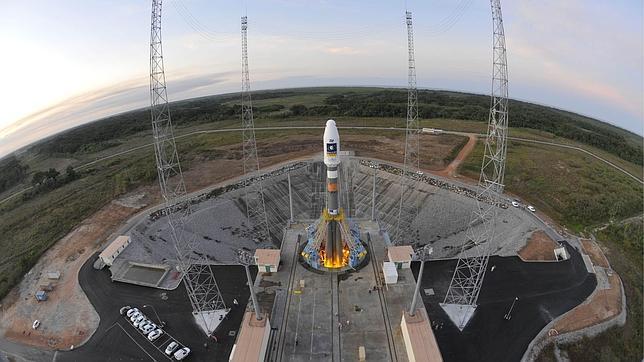 El lanzamiento de los satélites Galileo, aplazado al menos 24 horas