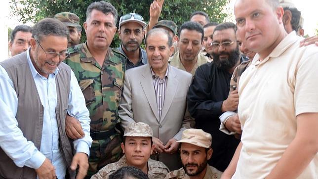 Mahmud Jibril: «Muamar Gadafi no ha sido ejecutado»