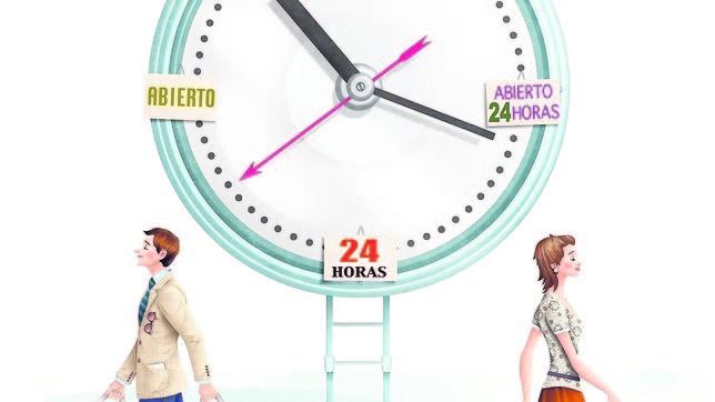 ley de horarios comerciales de galicia: