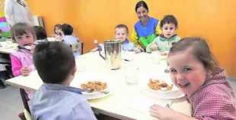 Educación amplía las becas de comedor a 15.000 nuevos ...
