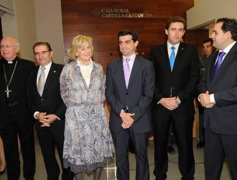 Inaugurada la primera oficina de caja rural en albacete for Caja rural de toledo oficinas