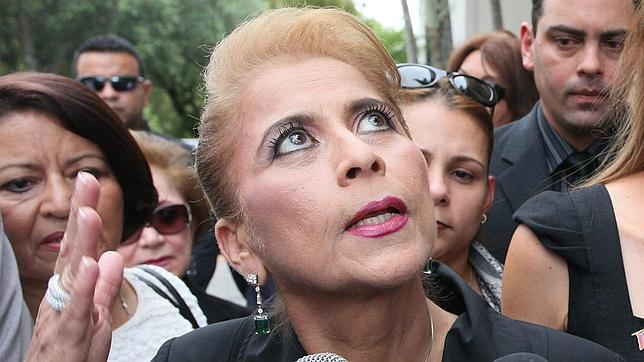 Fallece Cecilia Matos, la pareja del expresidente Carlos Andrés Pérez