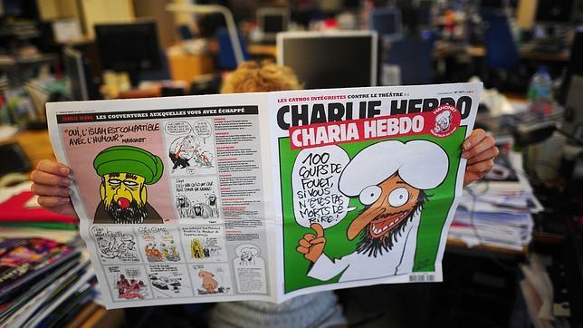 Incendian la sede de un semanario satírico francés que bromeó sobre Túnez