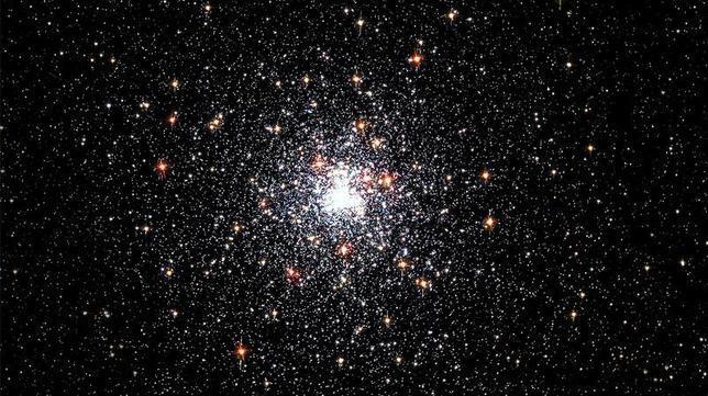 Detectan el púlsar de milisegundo más brillante descubierto hasta ahora