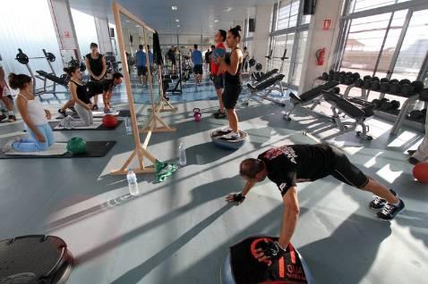Las escuelas municipales deportivas baten el r cord de for Gimnasio torrevieja