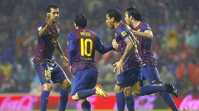 San Mamés ya no tiene secretos para Messi