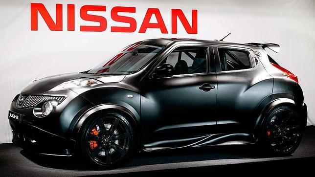 Nissan Juke R Un Juguete Muy 171 Gordo 187 Abc Es