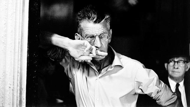 Llega a España la novela inédita de Beckett