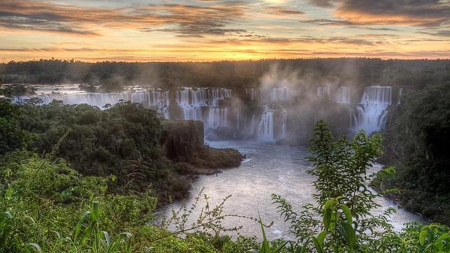 La Tierra elige sus siete maravillas de la naturaleza
