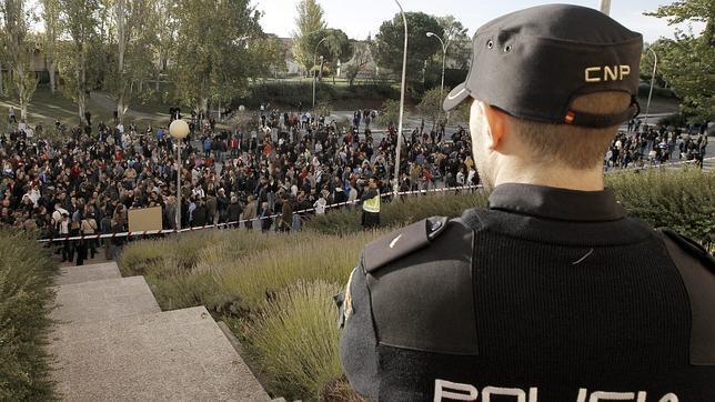 Arrancan las oposiciones a policía nacional con 237 aspirantes por plaza