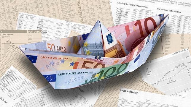 Las casi desconocidas marcas nacionales de los billetes de euro