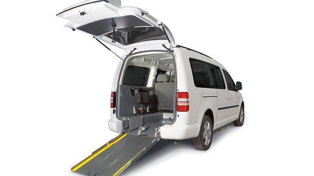 VW Caddy Maxi Bifuel GLP