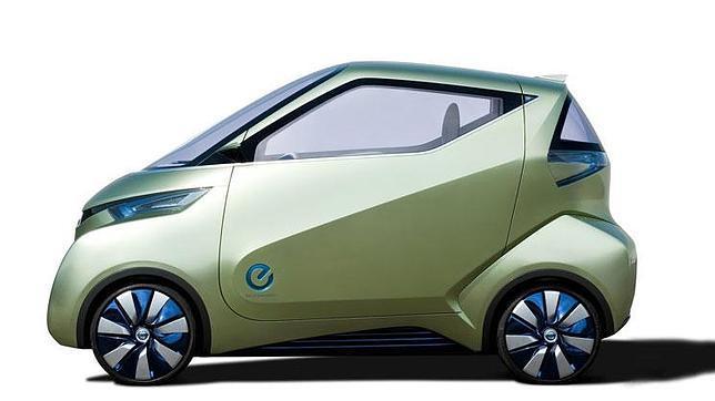 Nissan PIVO 3, puerta al futuro