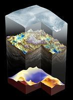 El misterio de la montaña oculta bajo la Antártida Ferraccioli1--146x200