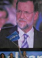 Rajoy: «Estamos embargados, pero vamos a salir»
