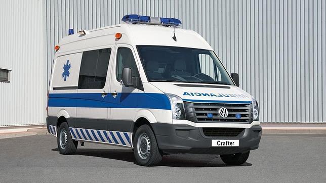 Crafter, también ambulancia