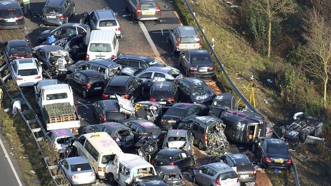 accidente de trafico en sevilla hoy