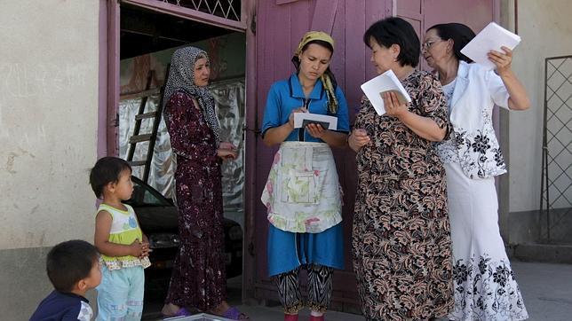 El rapto de novias, un crimen sin castigo en Kirguizistán