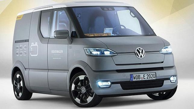 VW eT! Concept, la carga que viene