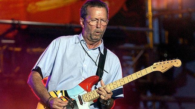 Jimi Hendrix, Eric Clapton y Jimmy Page, los mejores guitarristas de la historia