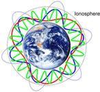 Los «latidos» de las tormentas eléctricas de la  Tierra llegan hasta el espacio