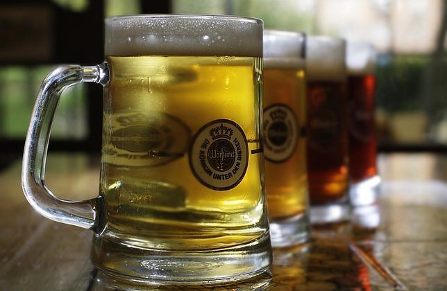 Jarras de cerveza for Jarras para cerveza