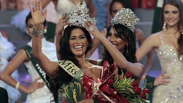 La ecuatoriana Olga Alva es la más bella de la Tierra