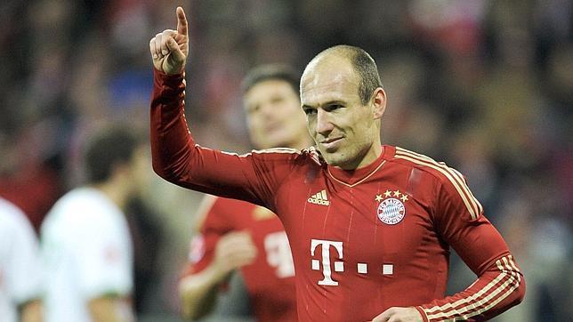 El Bayern, líder tras pinchar el Dortmund