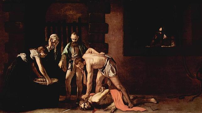 «La decapitación de San Juan Bautista»