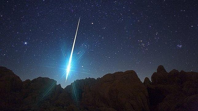 Lluvia de las Gemínidas 2011 meteoro pico el 14 de diciembre Geminidas--644x362