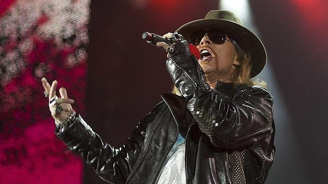 Guns N 'Roses y Red Hot Chili Peppers, nuevos integrantes del Rock And Roll Hall of Fame