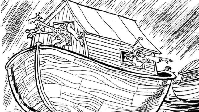 Expertos dicen haber hallado el Arca de Noé dentro de un glaciar en Turquía