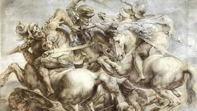 Batalla por el Leonardo perdido