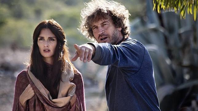 Paz Vega es María Magdalena en un telefilme de Mediaset