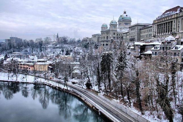 Bern para creer for Oficina de turismo de suiza en madrid