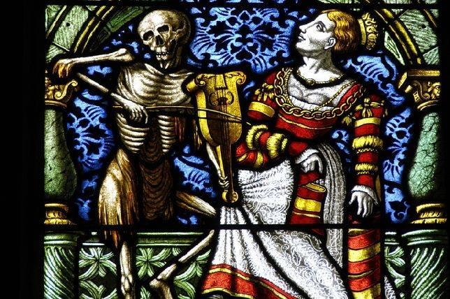 el concepto de muerte:
