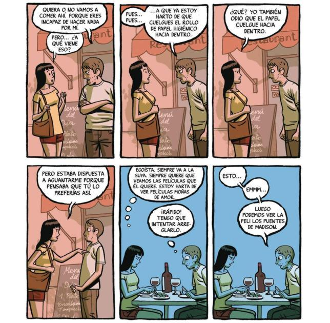 Los diez mejores cómics de 2011