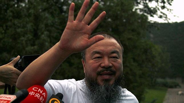 Ai Weiwei, personalidad del año 2011 para «Le Monde»
