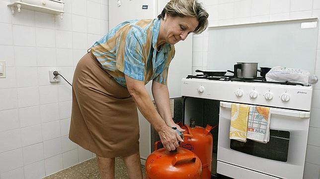 El precio de la bombona de butano se congelar en enero - Precio estufas de butano ...