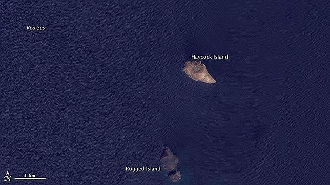 Surge una nueva isla en el Mar Rojo Nueva-isla-mar-roja-2--644x362