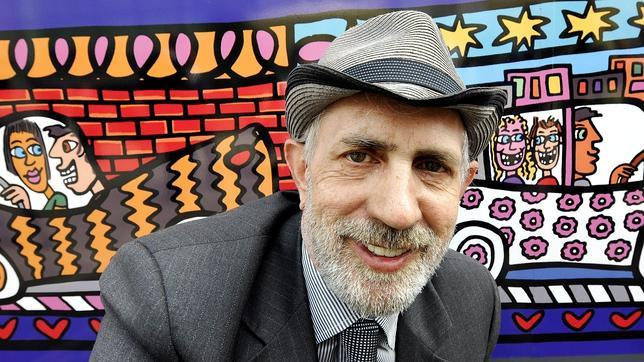 Muere el artista pop James Rizzi